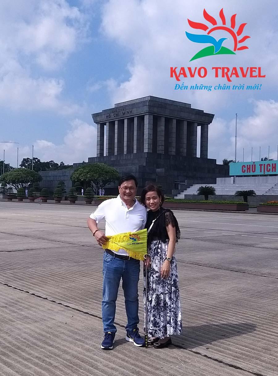 Lăng Bác - địa điểm du lịch không thể bỏ qua trong tour Hà Nội city