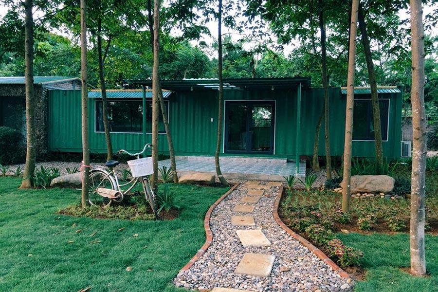 Mely Farm Homestay Ba Vì