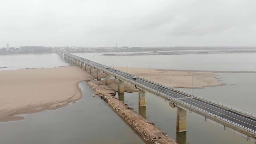 Cầu Việt Trì - Phú Thọ dài 9,46 km