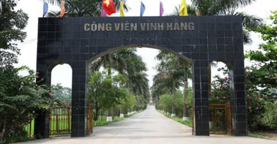 Công viên Vĩnh Hằng - nơi yên nghỉ chu toàn, hiện đại