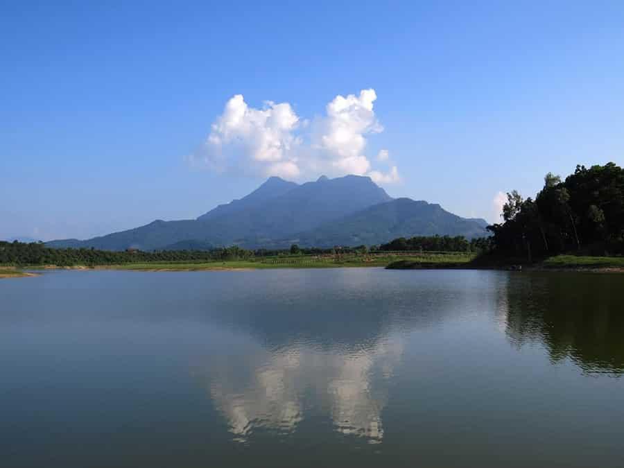 Hồ suối Hai - địa điểm du lịch không nên bỏ lỡ khi tham quan núi Ba Vì