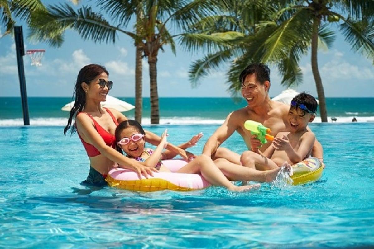 """Kỳ nghỉ gia đình của Resorts International Vietnam – Bất ngờ trước cảm nhận và ý kiến của """"người trong cuộc"""""""