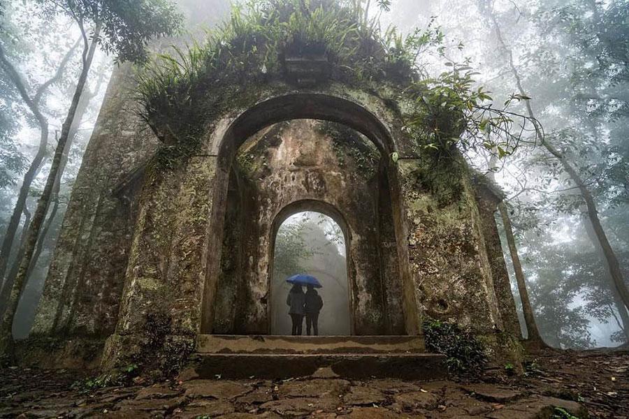 Nhà thờ cổ Ba Vì - địa điểm du lịch bạn không thể bỏ lỡ