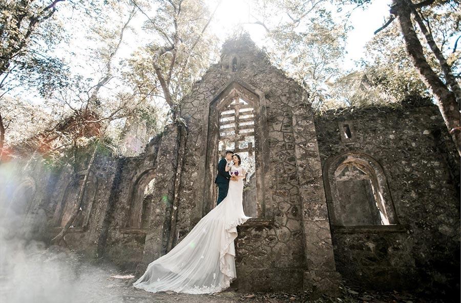 Nhà thờ đổ Ba Vì vừa mang nét cổ kính vừa mang nét đẹp châu Âu
