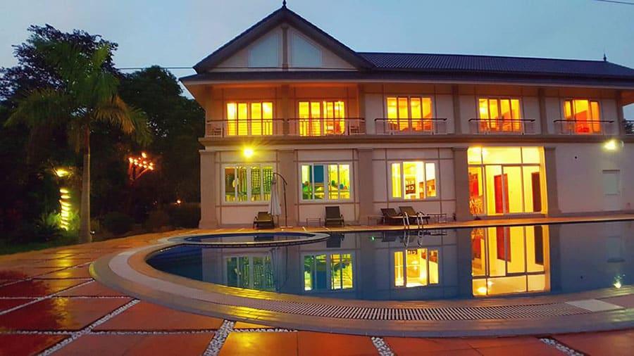Happy Villa Ba Vì