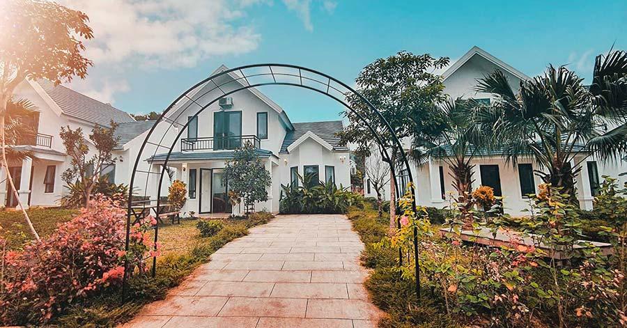 Rose Villa Ba Vì