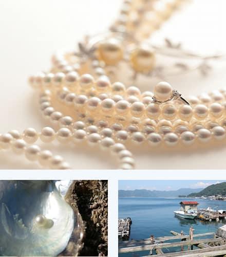 Uwakai Pearls