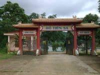 Khu du lịch sinh thái Hồ Tiên Sa Ba Vì