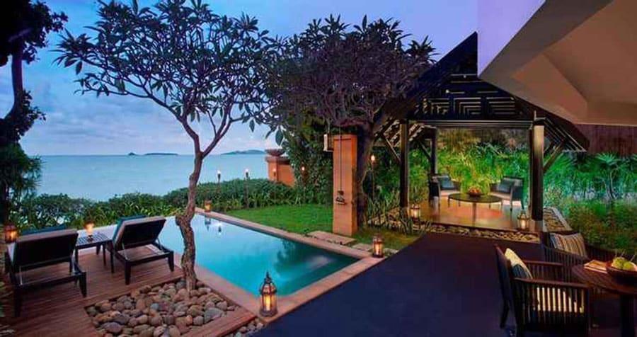 Một số không gian đẹp cực chill tại resort