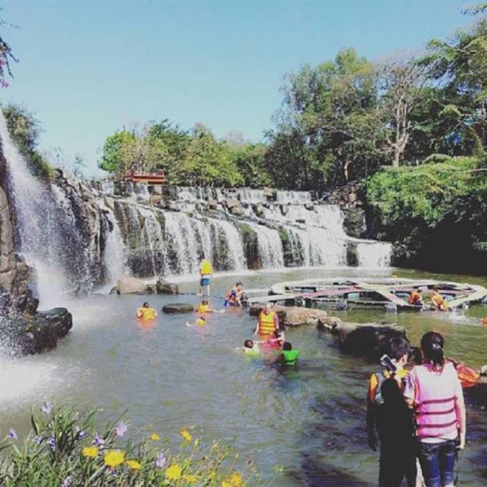 Khu du lịch sinh thái thác Đa - địa diểm du lịch nổi tiếng của Ba Vì