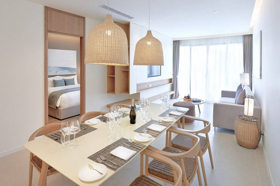 Apartment 3 bedrooms studio