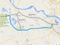 Ba Vì cách Hà Nội bao nhiêu km?