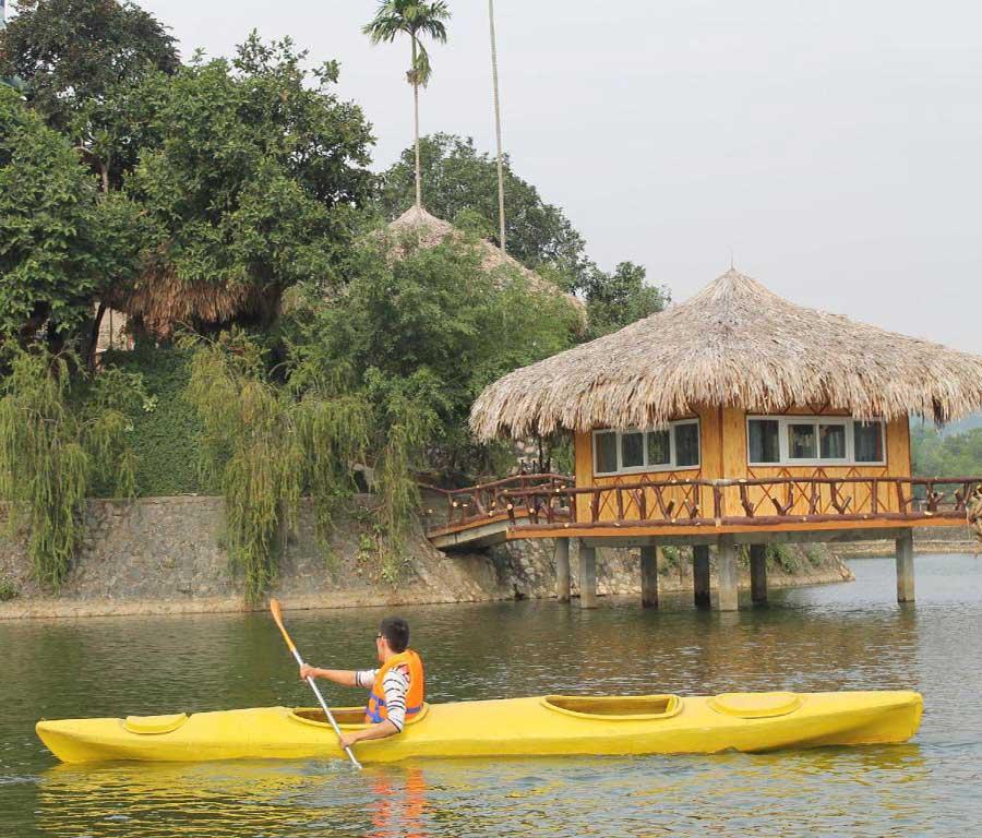 Các hoạt động trải nghiệm được tổ chức đem lại hứng khởi cho khách nghỉ dưỡng