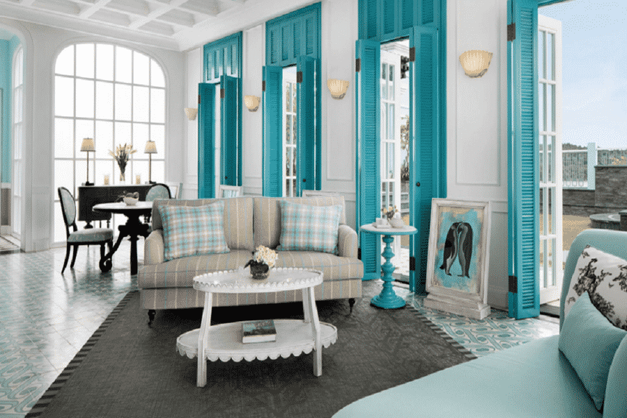Turquoise Suite