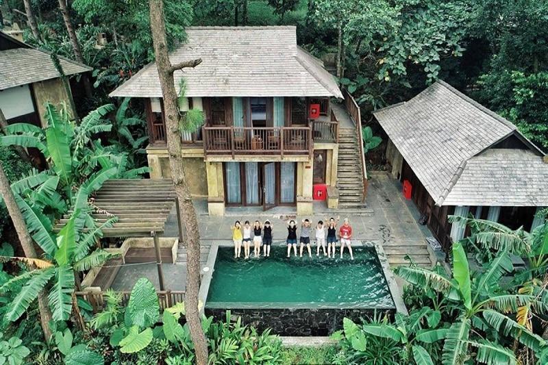 Zen resort Ba Vì là khu nghỉ dưỡng lí tưởng