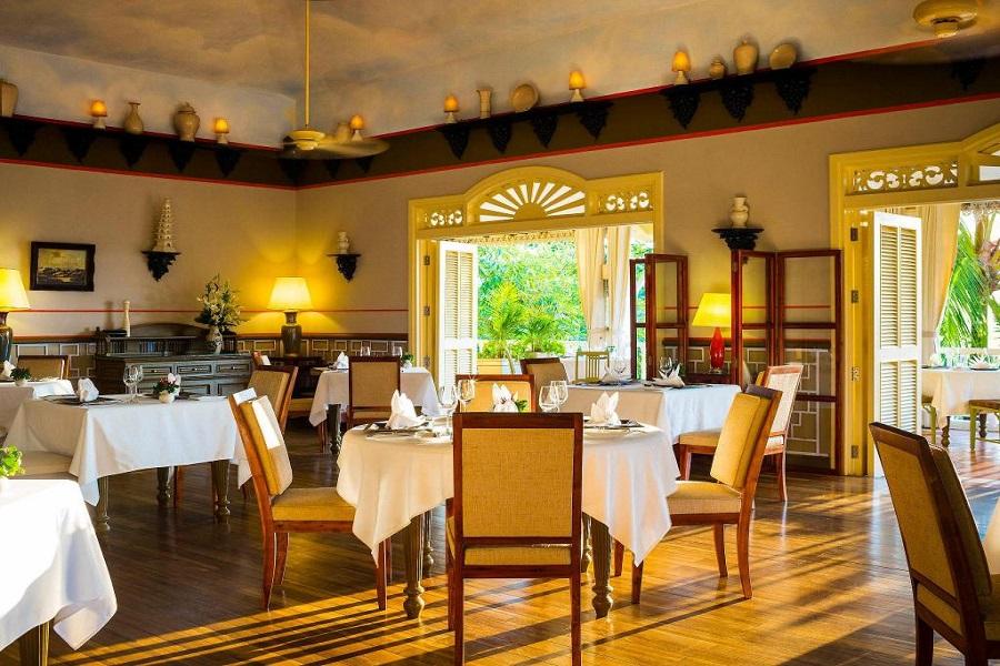 Nhà hàng The Peppertree