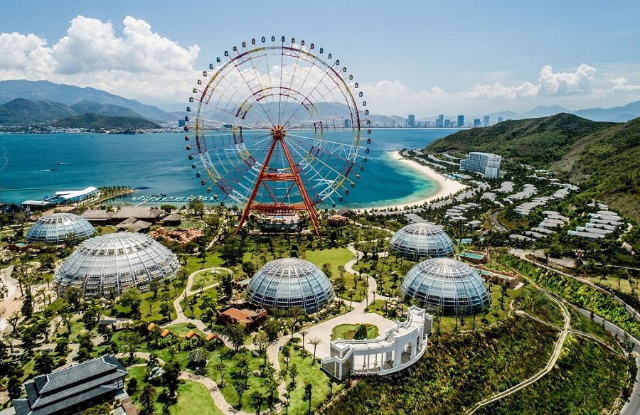 Vinpearl Land Nha Trang là thiên đường giải trí bậc nhất cả nước.