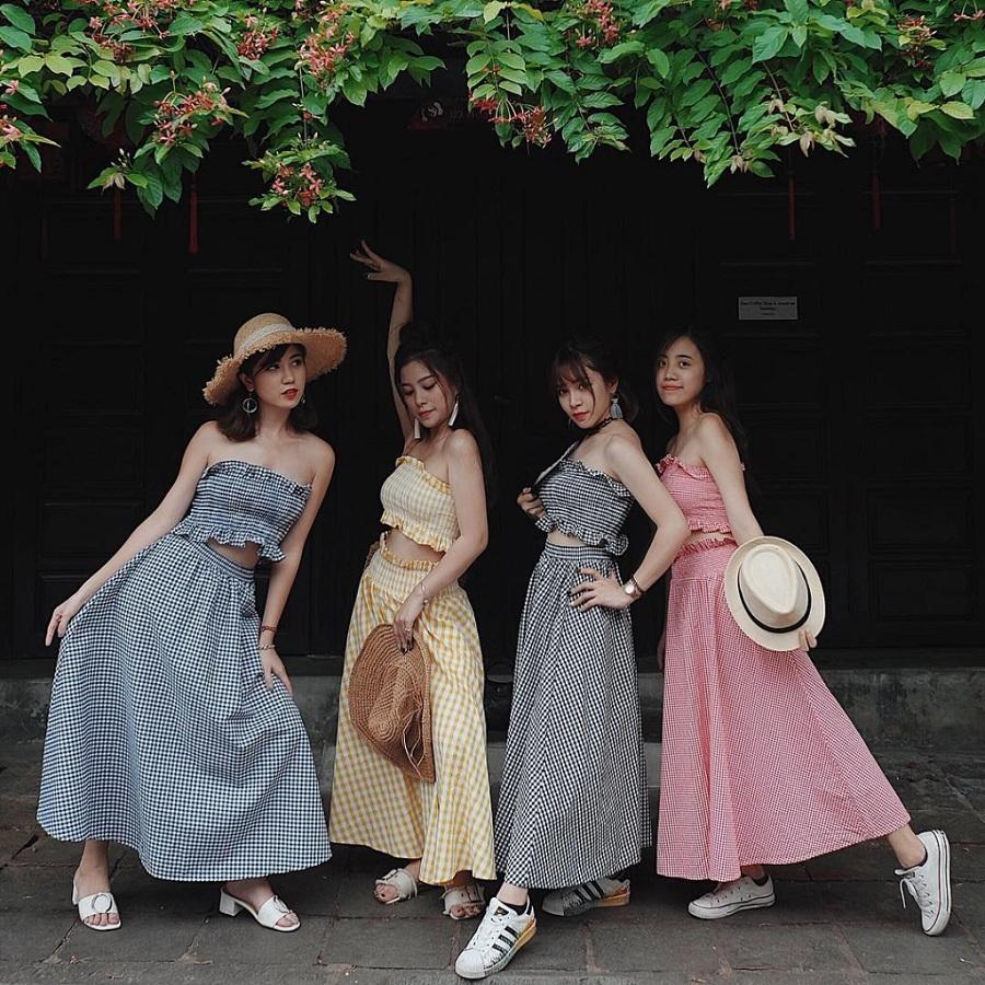 Những bộ cách thời trang