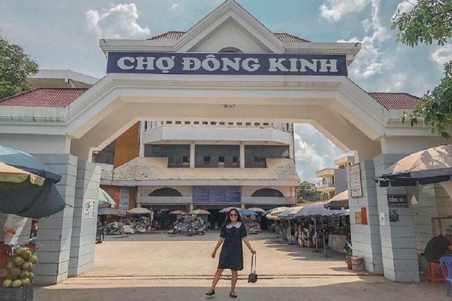 Chợ Đông Kinh Lạng Sơn