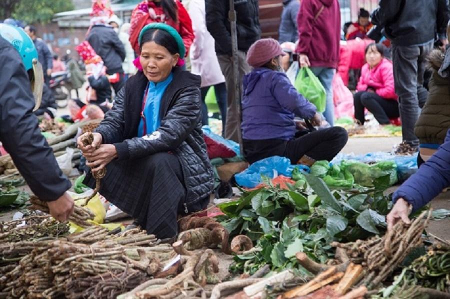 Chợ thị trấn Bình LiêuChợ thị trấn Bình Liêu