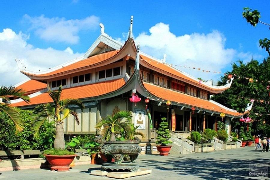 Chùa Vĩnh Nghiêm Bắc Giang