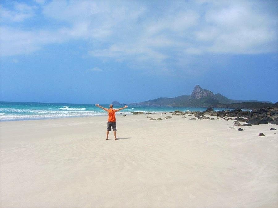 Côn Đảo với rất nhiều bờ biển đẹp hút hồn