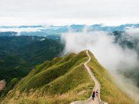 Đến cột mốc 1305 Bình Liêu sẽ dược ngắm nhìn những cảnh quan tuyệt đẹp