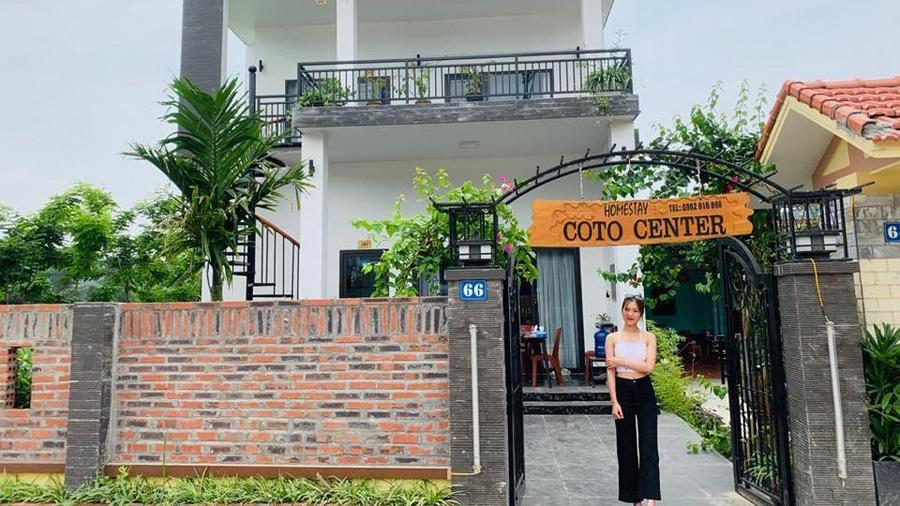 Cô Tô Center homestay