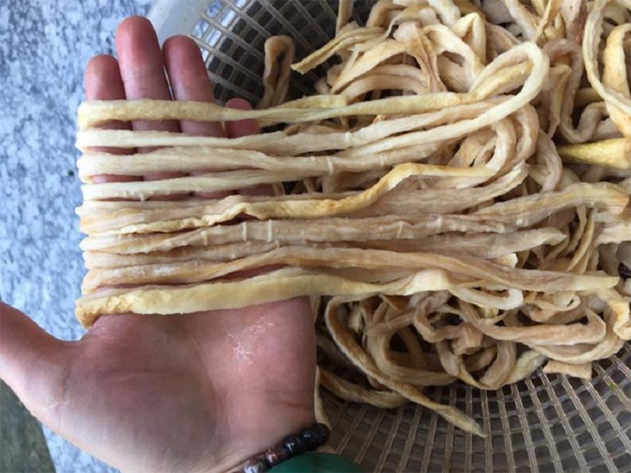 Củ cải khô Bình Liêu