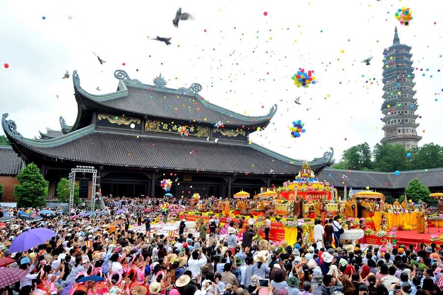 Đại lễ Phật đản Liên hiệp quốc - Vesak 2014