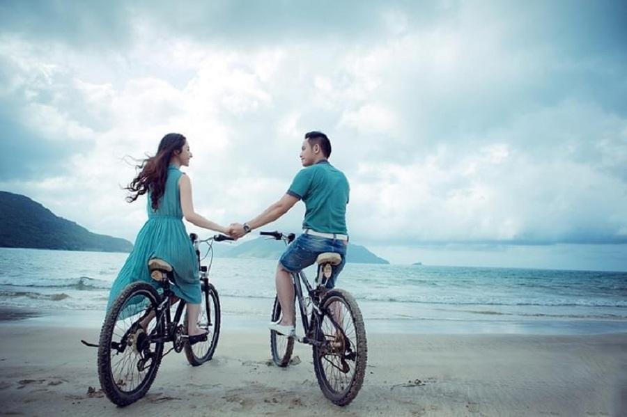 Đạp xe dạo phố Đà Nẵng