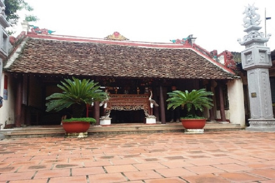 Đền thờ Trạng Quỳnh