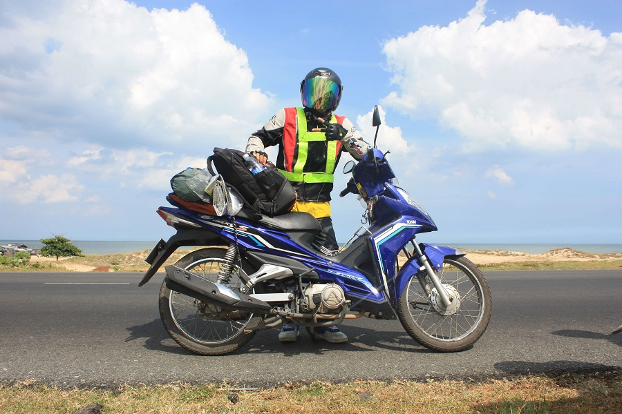 Du lịch Bái Đính bằng xe máy