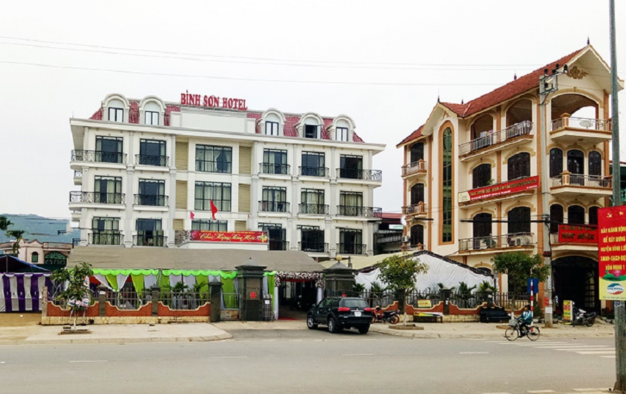 Khách sạn Bình Sơn 1