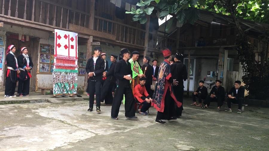 Lễ cấp sắc người Dao