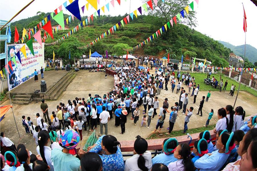 Lễ hội hát sóong cọ