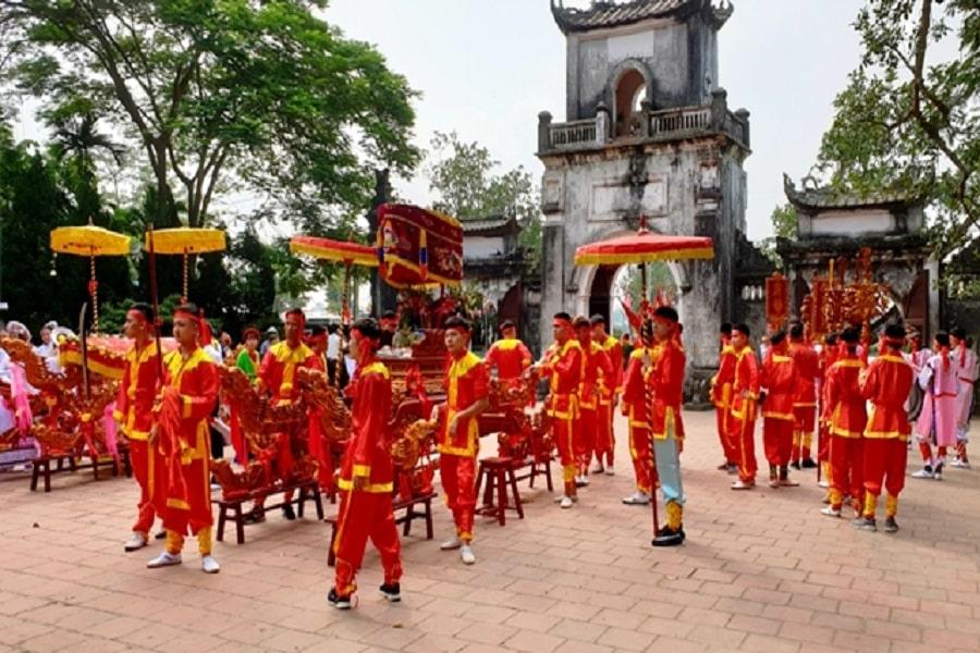 Lễ hội đền Trần Nam Định