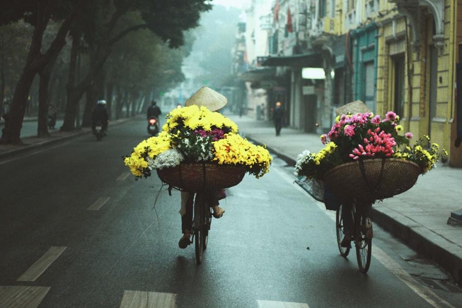 Mùa đông Hà Nội