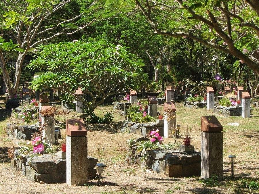 Nghĩa trang côn đảo