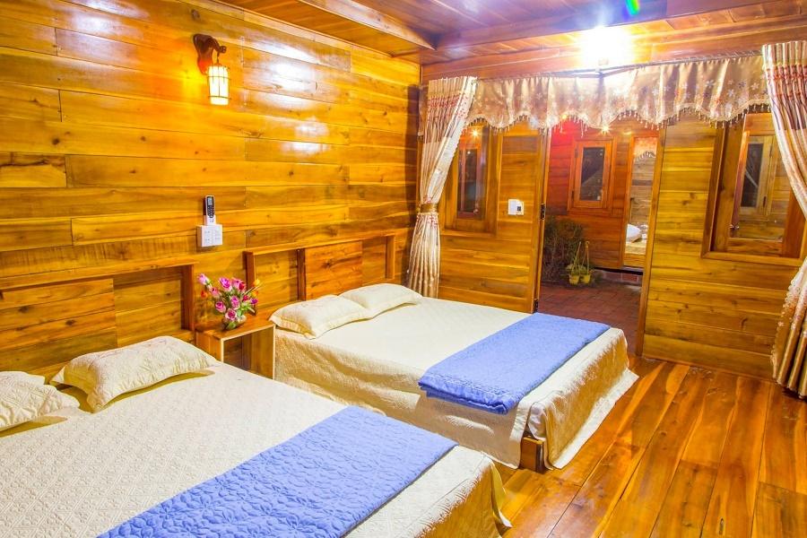 Nhà nghỉ Hương Sắt Cô Tô