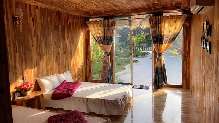 Nhà nghỉ Thuy Thảo Hồng Vàn Cô Tô