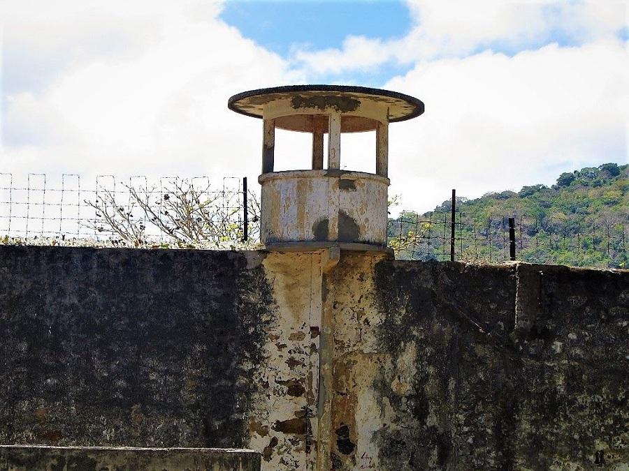Vết tích còn lại của nhà tù Côn Đảo