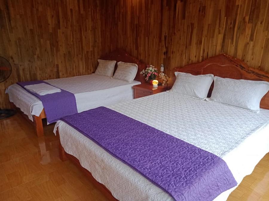 Phòng nhà nghỉ Tâm Tuyên