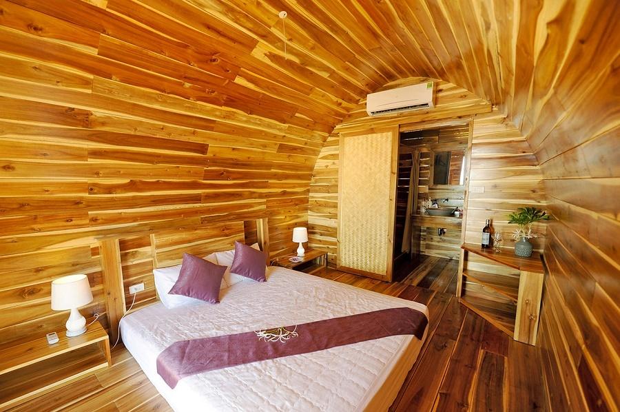 Phòng tại Cô Tô Village