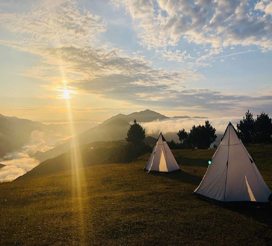 Pu Nhi Farm - địa điểm cắm trại lý tưởng