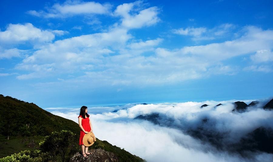 Săn mây trên núi Cao Ly