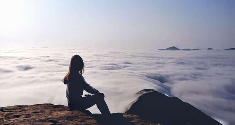 Biển mây tại Tà Xùa. Nơi thiên đường ở hạ giới