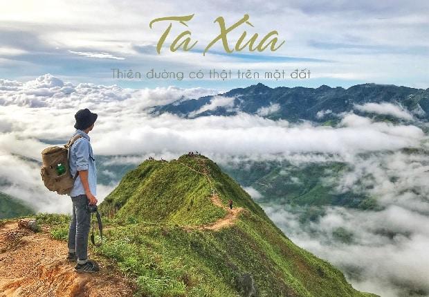 Chương trình tour săn mây tại Tà Xùa của du lịch Khát Vọng Việt