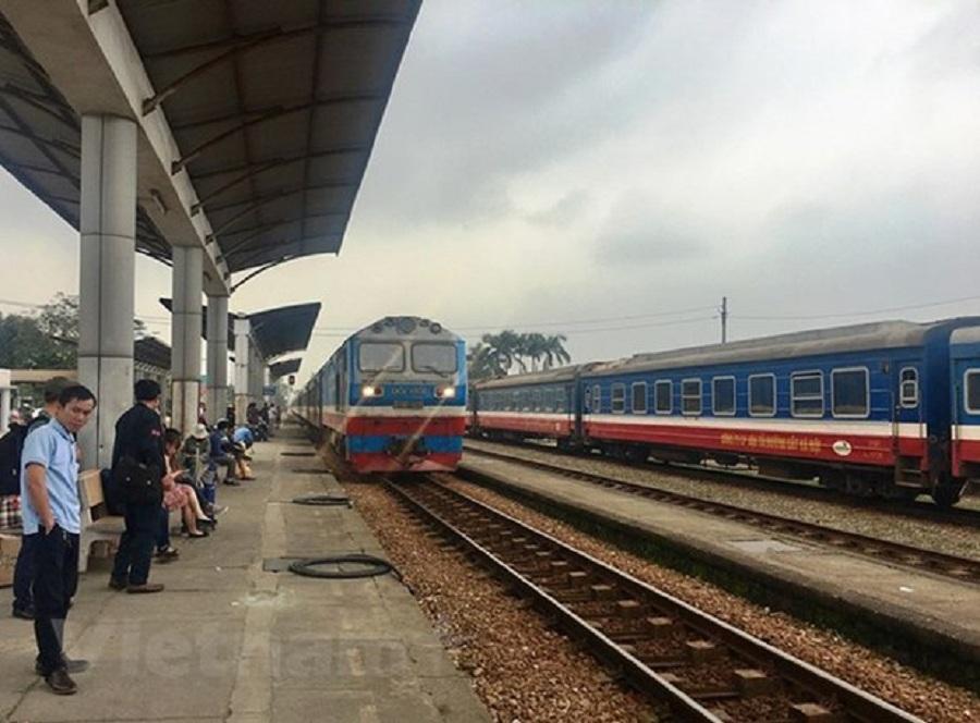 Ga tàu hỏa ở Đà Nẵng