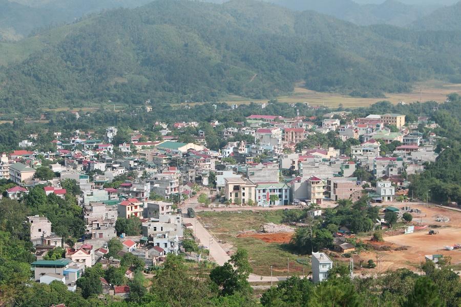 Thị trấn Bình Liêu